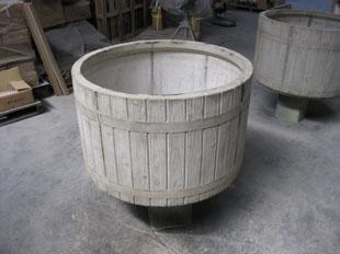 強化セメントプランター