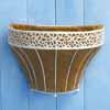 アイアン製・壁掛け 30cm (IN-TBP15-H01)