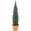 人工観葉植物 ヒバツリー グリーン 1.5m (TK-GD-105G)