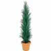 人工観葉植物 シーコーストツリー グリーン 1.5m (TK-GD-106A)