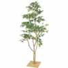 人工観葉植物 もみじ板付 青葉 1.3m (TK-GD-111)