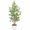 人工観葉植物 ベンジャミン グリーン鉢付 1.5m (TK-GD-120G)