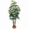 人工観葉植物 シュロチク5本立 鉢無 1.5m (TK-GD-125S)