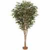 人工観葉植物 ベンジャミン 鉢無 2.2m (TK-GD-163)