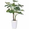 人工観葉植物 モンステラ 2本立 1.4m (TK-GD-186)