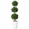 人工観葉植物 ボックスウッド トピアリー 1.8m (TK-GD-189)