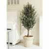 人工観葉植物 オリーブツリー 1.6m (TK-GD-38N)