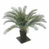 人工観葉植物 ソテツ 板付 70cm (TK-GD-60S)