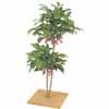 人工観葉植物 マンリョウ 板付 80cm (TK-GD-70)