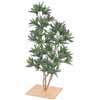 人工観葉植物 ミニマキ 板付 80cm (TK-GD-84)