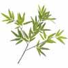 人工観葉植物 黒竹リーフ L40cm (TK-GN-12)