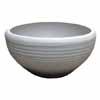 睡蓮鉢 MKS 38cm (ホワイト) (BS-MKS-WH)