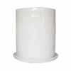 ミランダラージ 36cm (ホワイト) (IR-CP021LWh)