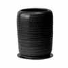 レオントール H50cm (ブラック) (IR-CP028Bk)