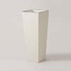 上質レザー植木鉢カバー MHサイズ 31cm (アイボリー) (8号用) (Cd-Le1-MH-Iv)