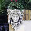 壁掛け花鉢 (NS-AV0552)