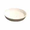 フォリオ・ソーサー・ラウンド 17cm (ホワイト) (MH-EB-SL234017W)