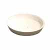 フォリオ・ソーサー・ラウンド 34cm (ホワイト) (MH-EB-SL234034W)