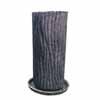 ラウンド・トール H30.5cm (受け皿付) (CP-F30919LB)