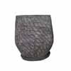 メッシュラウンド 19cm (受け皿付) (ブラック) (CP-G30432SB)