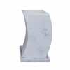 ムーンポット 16cm (受け皿付) (ホワイト) (CP-JS6663RD)