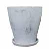 ニューラウンド 18cm (受け皿付) (ホワイト) (CP-JS6750L)
