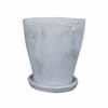 ニューラウンド 14cm (受け皿付) (ホワイト) (CP-JS6750M)
