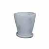 ニューラウンド・ミニ 11.5cm (受け皿付) (ホワイト) (CP-JS6750S)