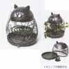 アイアン製・蚊取り線香ホルダー・猫 20.5cm (IN-KMH-C01)