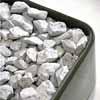 マルチング・デコジャリ 大粒 5kg (ホワイト) (EY-deco-l01)