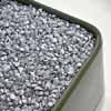 マルチング・デコジャリ 小粒 5kg (シルバー) (EY-deco-s02)