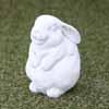 ガーデンオブジェ(置物) ウサギ・フロップ (NS-TE0472)
