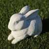 ガーデンオブジェ(置物) ウサギ・ピーター (NS-TE5767)