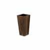 リサイクルウッド・スクエアトール H55cm (樹脂インナー付) (YT-RE-309X55E)
