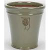 イギリスRHS・プレミアム釉薬鉢・マリナー 42cm (グレー) (SS-SPK-RH04L-GL)