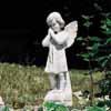祈りの天使 H55cm (NS-PU011201)