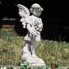 花を持つ天使 H60cm (NS-PU011202)