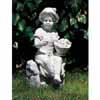 羊飼いの少女 H62cm (NS-PU0139)