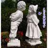 女の子の石像・ルクレゼア H100cm (NS-PU2079)