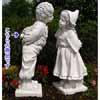 男の子の石像・パオロ H100cm (NS-PU2080)