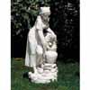 アンフォラの壷と農婦 H100cm (NS-ST019002)