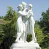 美の三女神 H110cm (NS-ST0195)