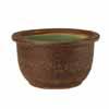 信楽焼 睡蓮鉢 窯肌水鉢 40cm (SG-SA100-2