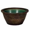 信楽焼 睡蓮鉢 窯肌水鉢 49.5cm (SG-SA100-4)