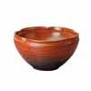 信楽焼 睡蓮鉢 火色花型水鉢 35cm (SG-SA103-3)