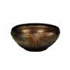 信楽焼 睡蓮鉢 金彩ひねり水鉢 61.5cm (SG-SA90-5)