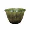 信楽焼 睡蓮鉢 緑ガラス水鉢 61cm (SG-SA90-7)