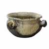 信楽焼 睡蓮鉢 窯変流し手付水鉢 55cm (SG-SA92-6)