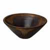 信楽焼 睡蓮鉢 金彩ソリ型水鉢 54cm (SG-SA95-2)