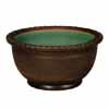 信楽焼 睡蓮鉢 窯肌トチリワン型水鉢 62cm (SG-SA95-4)